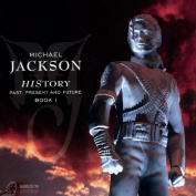 Michael Jackson HIStory - Past, Present And Future - Book I 2 CD Multibox / Gold Disc