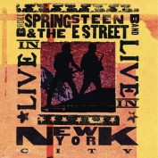 Bruce Springsteen Live in New York City 3 LP