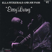 Ella Fitzgerald Easy Living (rem) CD