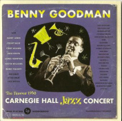 Benny Goodman ‎– The Famous 1938 Carnegie Hall Jazz Concert 2 CD