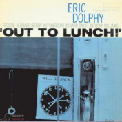 Eric Dolphy Out To Lunch CD