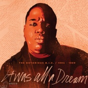 It Was All A Dream: The Notorious B.I.G. 1994-1999 9 LP RSD2020