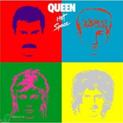 Queen Hot Space (deluxe) 2 CD