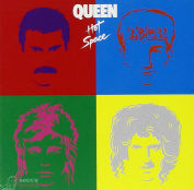 Queen Hot Space CD