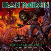 Iron Maiden From Fear To Eternity The Best Of 1990-2010 2 CD