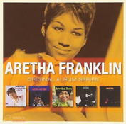 ARETHA FRANKLIN - ORIGINAL ALBUM SERIES 5 CD