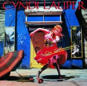 Cyndi Lauper She's So Unusual LP