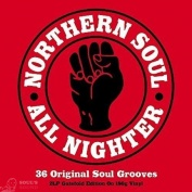 VARIOUS ARTISTS NORTHERN SOUL ALL NIGHTER 2 LP
