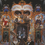 Michael Jackson Dangerous 2 LP
