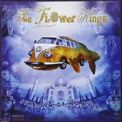 THE FLOWER KINGS - THE SUM OF NO EVIL CD