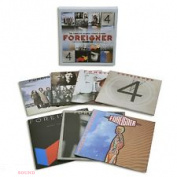 FOREIGNER - THE COMPLETE ATLANTIC STUDIO ALBUMS 1977-1991 7 CD