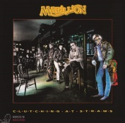 MARILLION CLUTCHING AT STRAWS 2 LP