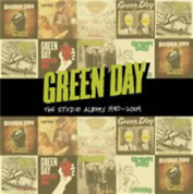 GREEN DAY - THE STUDIO ALBUMS 1990-2009 8 CD