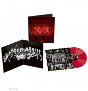 AC/DC POWER UP LP red