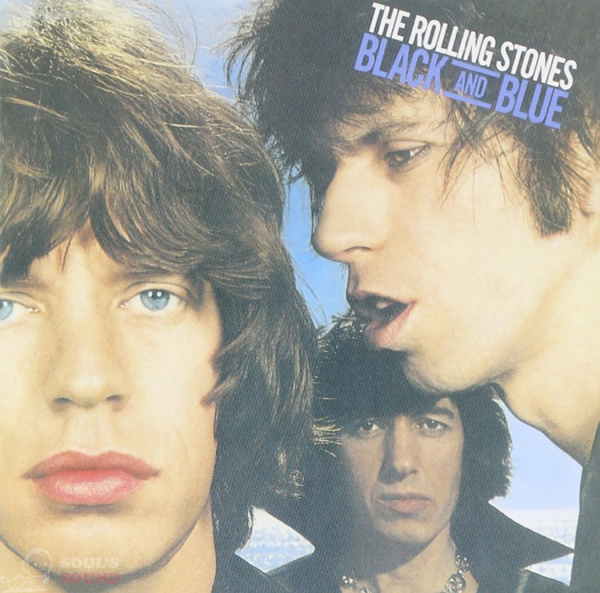 The Rolling Stones Black And Blue (rem) CD