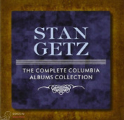 STAN GETZ - THE COMPLETE STAN GETZ COLUMBIA ALBUMS 8 CD
