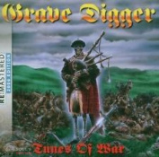 GRAVE DIGGER - TUNES OF WAR - REMASTERED 2006 CD