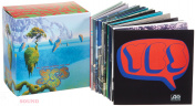 YES THE STUDIO ALBUMS 1969 – 1987 12 CD