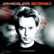 JEAN-MICHEL JARRE - ELECTRONICA 1: THE TIME MACHINE 2LP