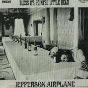 JEFFERSON AIRPLANE - BLESS ITS POINTED LITTLE HEAD CD