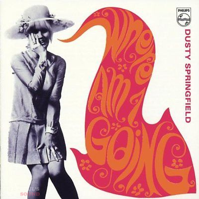 Dusty Springfield - Where Am I Going CD