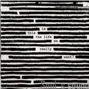 Roger Waters Is This The Life We Really Want? 2 LP Limited Edition Numbered Fluorescent Green