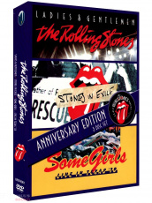 The Rolling Stones Ladies & Gentlemen / Stones in Exile / Some Girls: Live In Texas '78 3 DVD