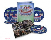 GRATEFUL DEAD - FARE THEE WELL - SOLDIER FIELD IN CHICAGO JULY 5, 2015 3 CD + 2 DVD