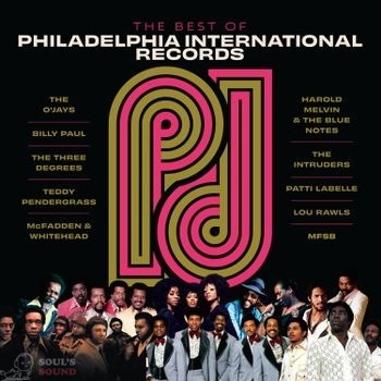Various Artist The Best Of Philadelphia International Records LP