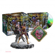 Iron Maiden Somewhere In Time CD Limited collector edition with figurine