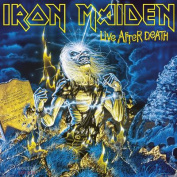 IRON MAIDEN LIVE AFTER DEATH 2 CD
