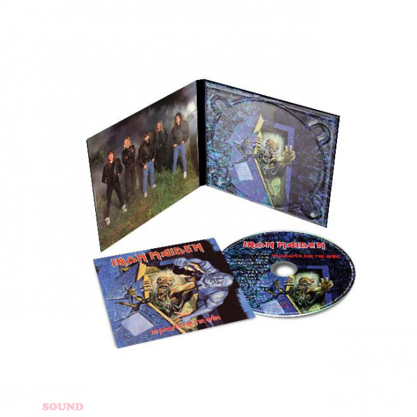Iron Maiden No Prayer For The Dying CD Digipack