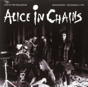 ALICE IN CHAINS - Live At The Palladium / Hollywood LP
