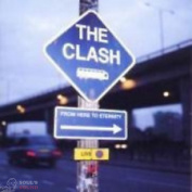 THE CLASH - FROM HERE TO ETERNITY CD