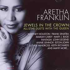 ARETHA FRANKLIN - JEWELS IN THE CROWN: ALL STAR DUETS WITH CD
