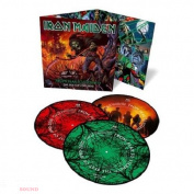 Iron Maiden From Fear To Eternity The Best Of 1990-2010 Limited Collector's Edition 3 LP