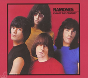 RAMONES - END OF THE CENTURY CD