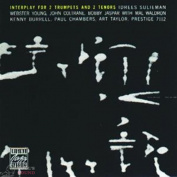 John Coltrane Interplay For 2 Trumpets & 2 Tenors CD