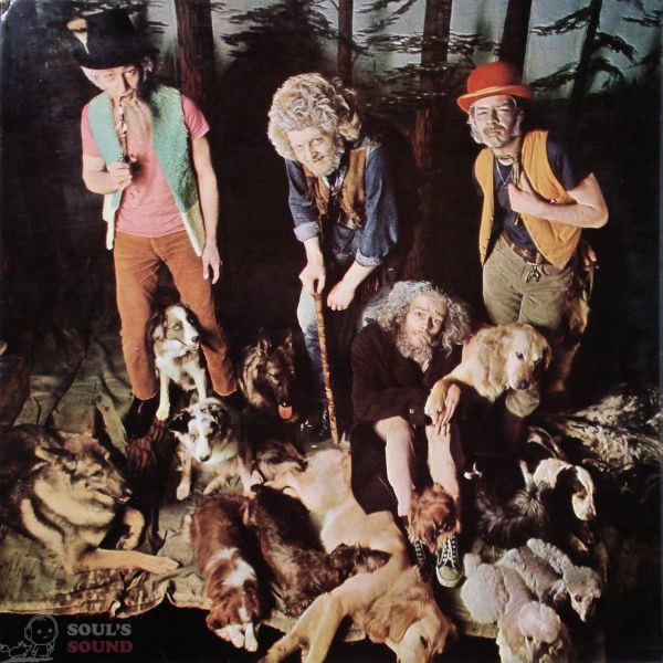 Jethro Tull This Was (50th Anniversary) LP