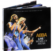 ABBA Live At Wembley Arena - deluxe 2 CD
