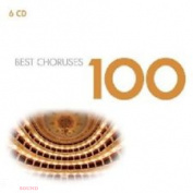 VARIOUS ARTISTS - 100 BEST CHORUSES 6 CD