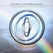 THE DEVIN TOWNSEND BAND - ACCELERATED EVOLUTION CD
