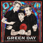 GREEN DAY Greatest Hits: God's Favorite Band 2 LP
