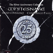 Whitesnake Silver Anniversary Collection 2 CD