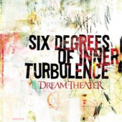 DREAM THEATER - SIX DEGREES OF INNER TURBULENCE 2 CD