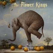 The Flower Kings Waiting For Miracles 2 LP + CD