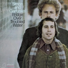 Simon & Garfunkel Bridge Over Troubled Water LP Clear