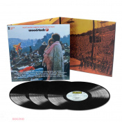 Woodstock Music From The Original Soundtrack And More, Vol. 1 3 LP RSD2019 Limited
