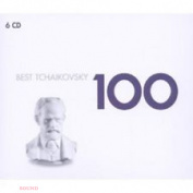 VARIOUS ARTISTS - 100 BEST TCHAIKOVSKY 6 CD