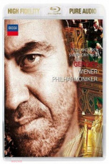 "Valery Gergiev Tchaikovsky: Symphony No.6 - ""Pathetique"" Blu-ray Audio"